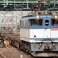 Photos: EF65 2085号機牽引配8592レ大宮5番入線