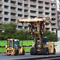 Photos: 隅田川貨物駅の働く車