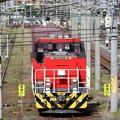 Photos: 隅田川貨物駅のHD300-4号機
