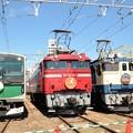 Photos: 宇都宮トレインフェスタ展示車両