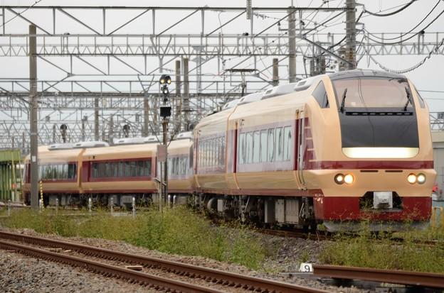 Photos: E653系臨時快速ぶらり川越号送込み回送出動