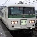 Photos: 185系団臨送り込み回送9681M