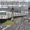 Photos: 185系7+C3編成特急踊り子105号東京発車