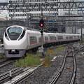 Photos: E657系K15編成特急ときわ58号東京9番発車