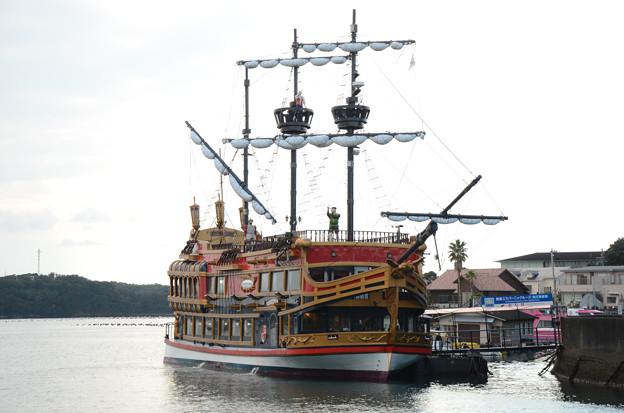 帆船型遊覧船「エスペランサ」