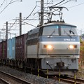EF66 133号機牽引4093レ石橋~宇都宮貨物(タ)通過