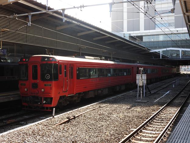 キハ185系特急ゆふ3号