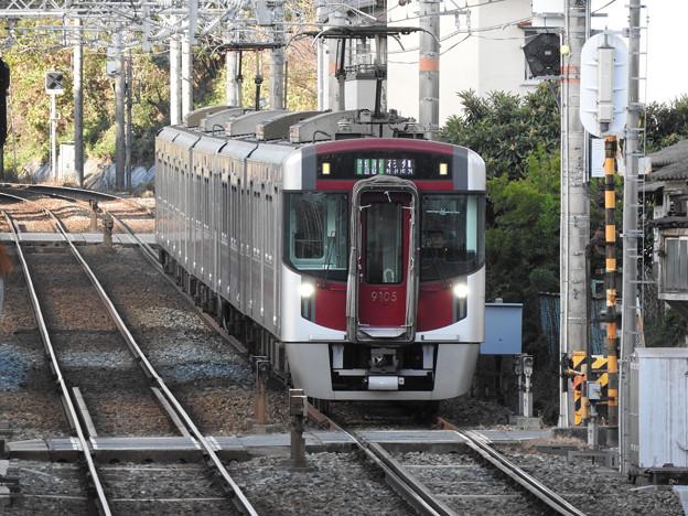 西鉄9000形急行