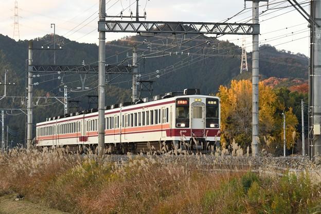 東武6050系区間急行南栗橋行き