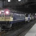 EF65 2096原色機牽引4073レ