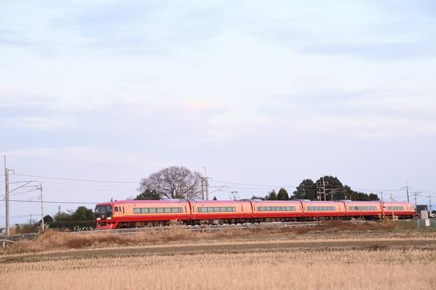 Photos: 253系臨時快速足利イルミネーション号