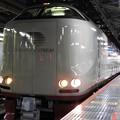 285系サンライズ瀬戸・出雲号東京9番間もなく発車