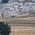 Photos: 新鹿沼付近を行く東武6050系
