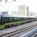 臨時快速あしかが光の花の庭号小山水戸線16番発車