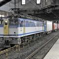 EF65 2127号機カラシ牽引4073レ