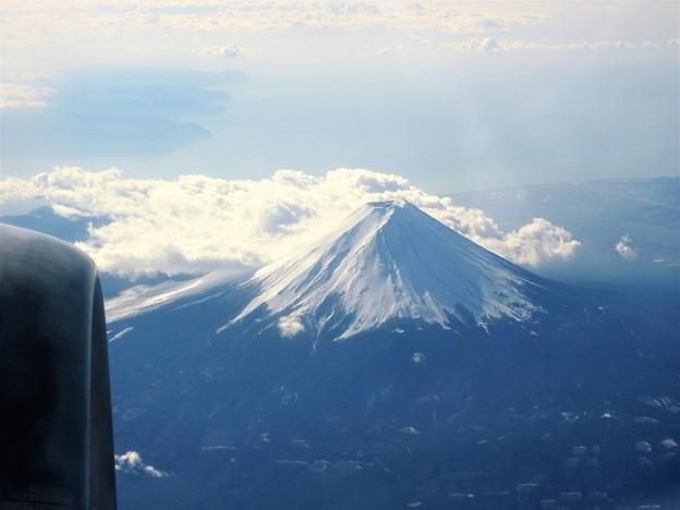 Photos: 富士山と駿河湾