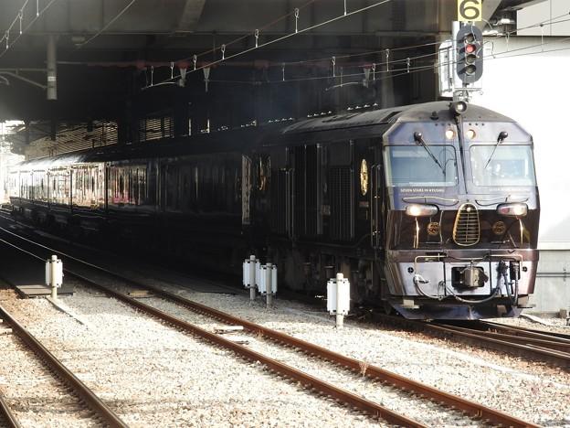 ななつ星 in 九州 博多駅で初遭遇♪