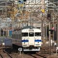 Photos: 関門トンネルから出てきた415系小倉行き
