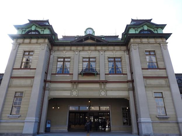 門司港駅舎