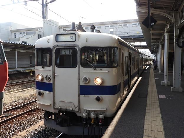 415系下関行き門司~下関乗車