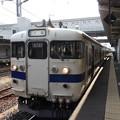 Photos: 415系下関行き門司~下関乗車