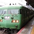 Photos: 湖西線117系近江舞子行き