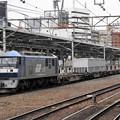 EF210-148号機牽引コンテナ名古屋通過