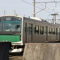 Photos: EV-E301系「ACCUM」宇都宮運転所留置中