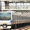 Photos: E531系K551編成黒磯送込み回送