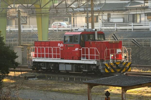 宇都宮貨物(タ)入換え機HD300-14