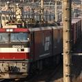 EH500-3号機牽引7066レ宇都宮貨物(タ)入線