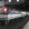 EF65 2095号機牽引4073レ小山11番待避