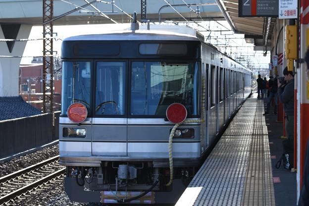 東京メトロ03系甲種回送西浦和通過