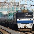 EF210-164号機牽引8586レ西浦和通過