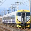 Photos: E257系臨時快速氏家雛めぐり号(望遠)