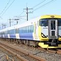 Photos: E257系臨時快速氏家雛めぐり号(広角)