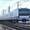 Photos: E531系黒磯送込み回送