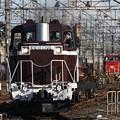 Photos: DE10 1705牽引小山工臨宇都宮貨物(タ)発車