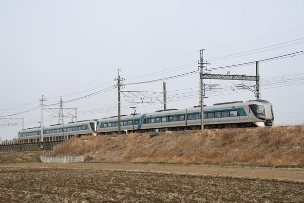 東武500系特急リバティきぬ32号・リバティ会津132号