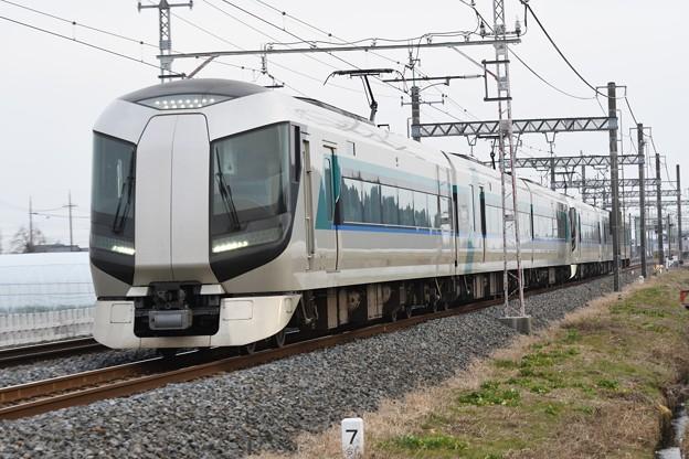 東武特急リバティけごん29号・リバティ会津129号