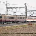 東武6050系リバイバル色