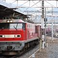 EF510-23牽引4076レ京都7番通過