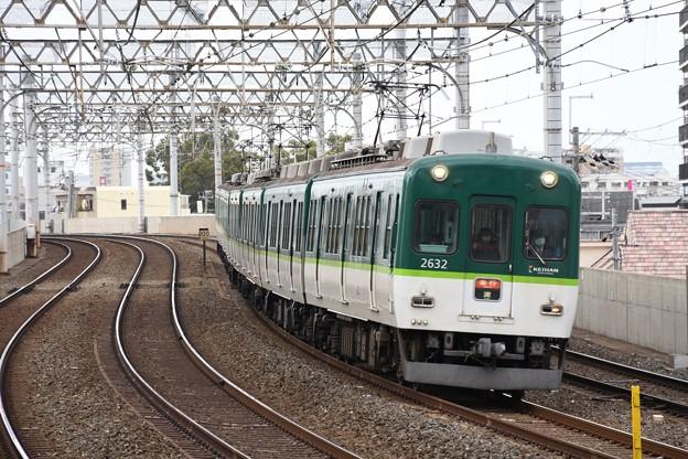 Photos: 京阪2600系急行淀行き