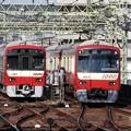 Photos: 京急1000形ステンレス車両