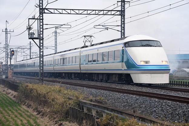 東武スペーシア「粋」編成特急けごん36号