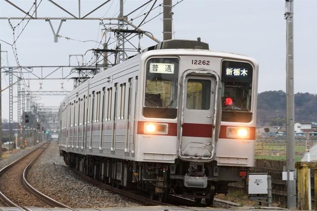 東武10030系新栃木行き