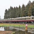 東武6050系リバイバルカラー東武日光行き