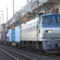Photos: EF66 127牽引4093レ
