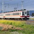 Photos: 菜の花の東武日光線6050系新栃木行き