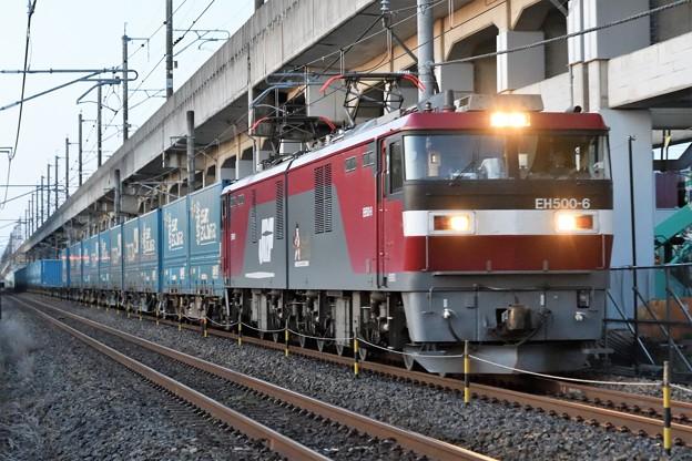 金太郎6号機牽引トヨタロングパスエクスプレス4052レ